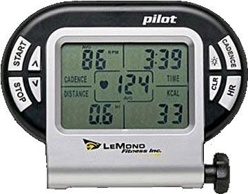LeMond Fitness RevMaster Pilot II Computer