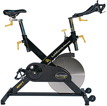 LeMond Fitness RevMaster Sport Exercise Bike