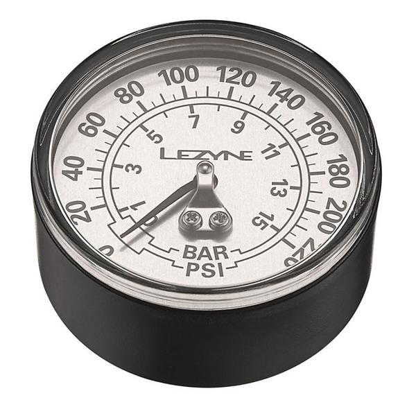Lezyne 220 PSI 2.5-inch Replacement Gauge