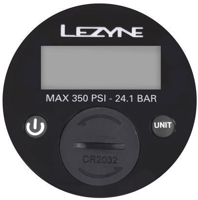 Lezyne 350 PSI Digital Gauge Color: Black