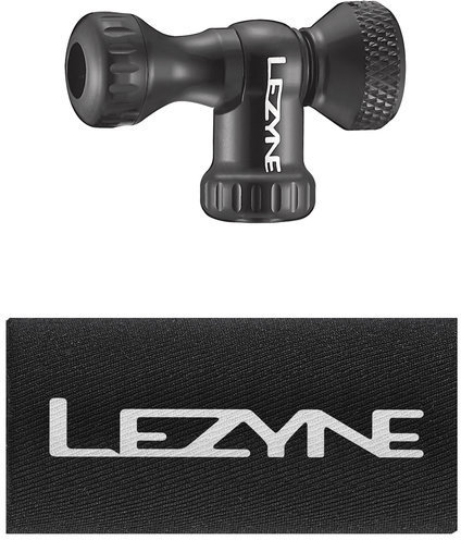Lezyne Control Drive CO2 Color: High-Polish Black