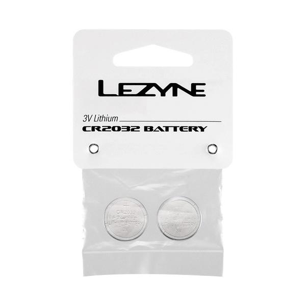 Lezyne CR 2032 Battery (2-Pack)