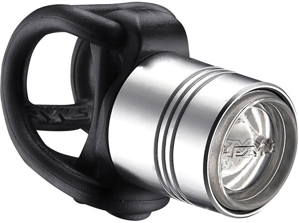 Lezyne Femto Drive Front Color: High-Polish Silver