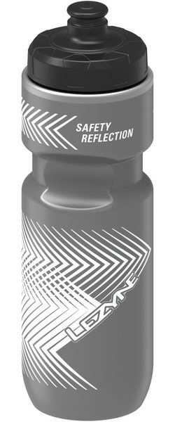 Lezyne Flow Thermal Bottle Color: Grey