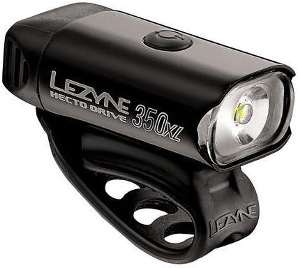 Lezyne Hecto Drive 350XL Color: Black