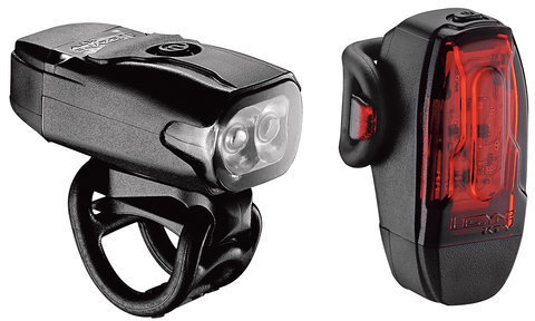 Lezyne LED KTV Drive Pair Color: Black
