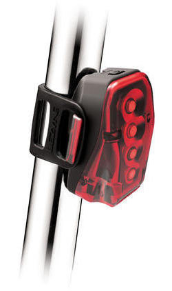 Lezyne LED Laser Drive Rear Color: Black