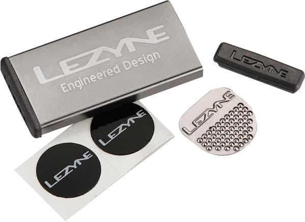 Lezyne Metal Kit Color: Gray