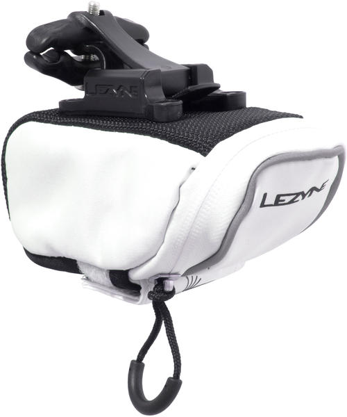 Lezyne Micro Caddy QR Color | Size: White/Black | Small
