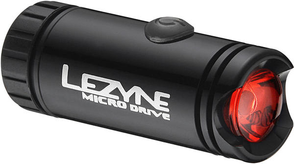 Lezyne Micro Drive Rear Color: High-Polish Black