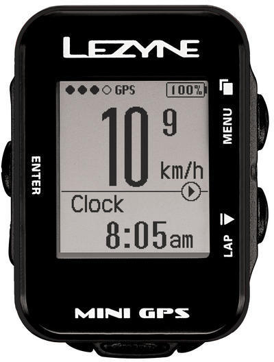 Lezyne Mini GPS Special Edition Color: Black