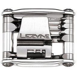 Lezyne Stainless 12 Color: High-Polish Silver