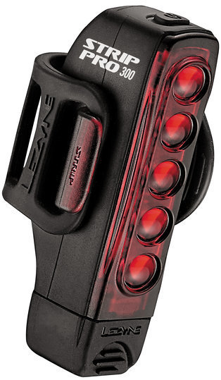 Lezyne Strip Drive Pro Rear Color: Black