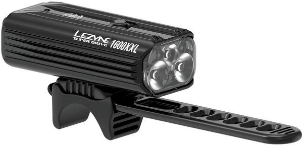 Lezyne Super Drive 1600XXL Loaded