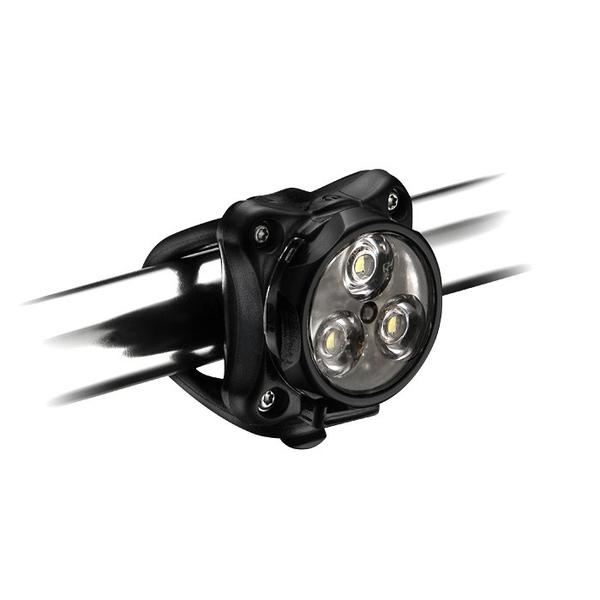 Lezyne Zecto Drive Front Options: Black