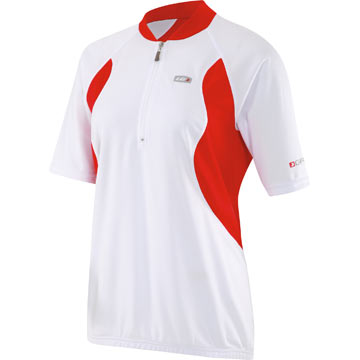 Garneau Women's Newtown Jersey Color: White