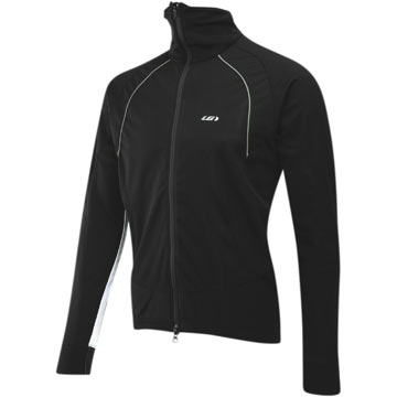 Garneau Glaze Jersey Color: Black/White