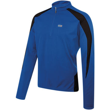 Garneau Montani Long Sleeve Jersey Color: Royal