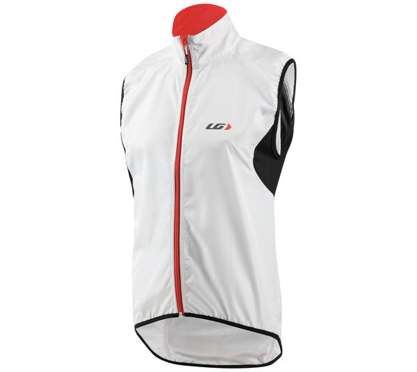 Garneau Nova Vest Color: White