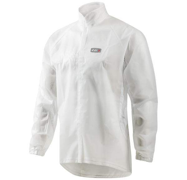 Garneau Clean Imper Cycling Jacket Color: Clear