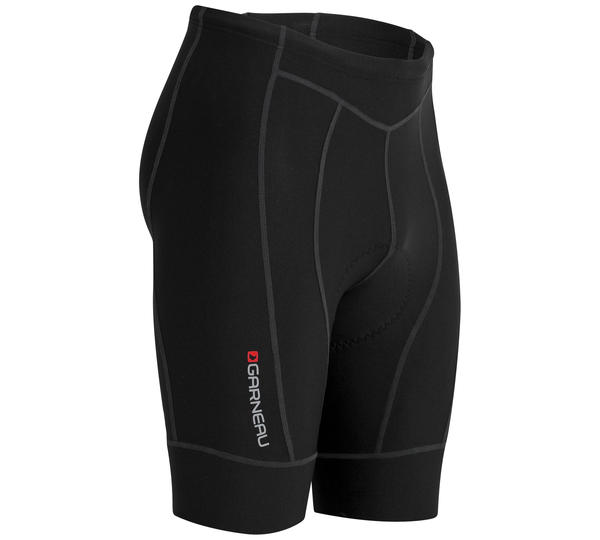 Louis Garneau Fit Sensor 2 Shorts Color: Black