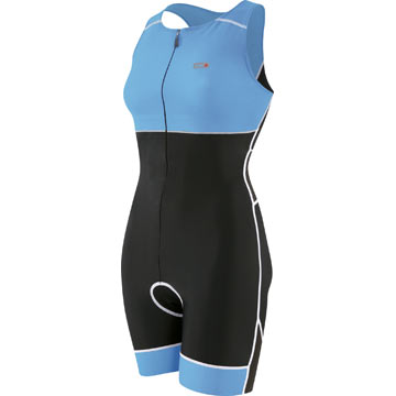 Garneau Women's Comp Suit Color: Flash Blue