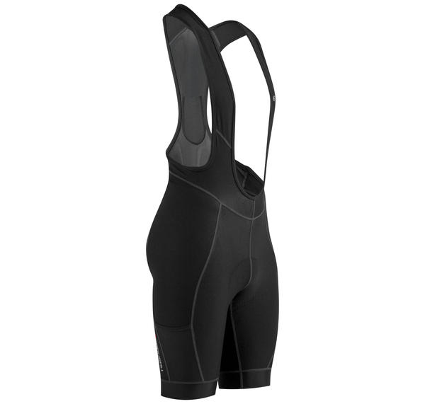 Garneau Fit Sensor 2 Bib Shorts Color: Black