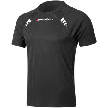 Louis Garneau 2500 Tee Color: Black