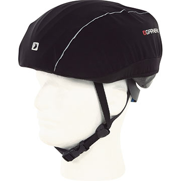 Garneau Helmet Cover Color: Black