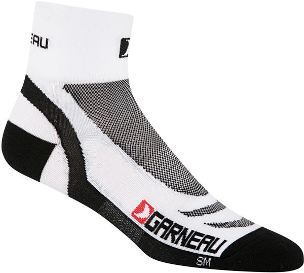 Garneau Venti X-Lite Socks Color: White