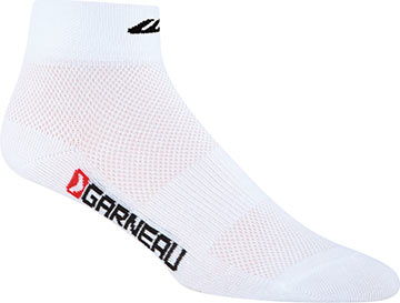 Louis Garneau Mid Versis Socks Color: White