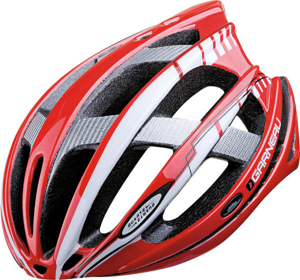 Louis Garneau Quartz Color: Red