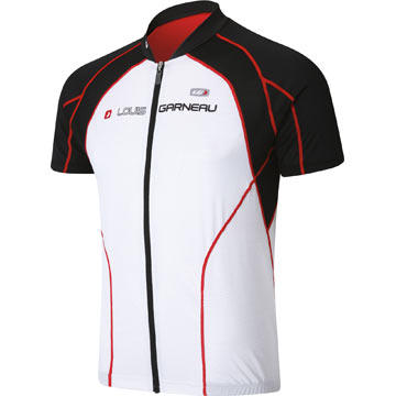 Garneau Pro Carbon ETS 2 Jersey Color: Red