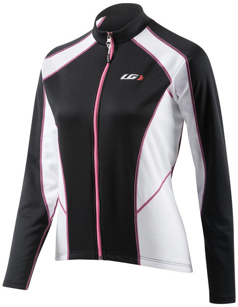 Garneau Delano Jersey - Women's Color: Black/White