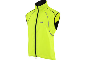 Garneau Vent 2 Vest Color: Bright Yellow