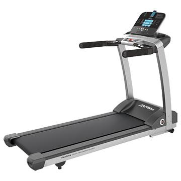 Life Fitness T3 Treadmill (Track Console)
