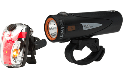 Light & Motion Urban 500 & Vis Micro Combo