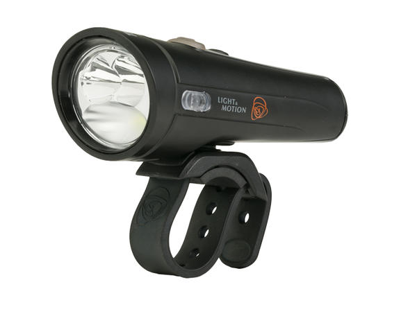 Light & Motion Taz 1200 Color: Black Raven