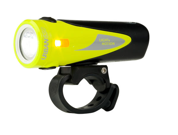 Light & Motion Urban 650 Headlight Color: Shock Top
