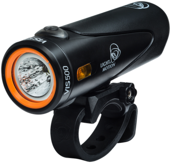 Light & Motion Vis 500 Headlight Color: Onyx