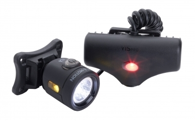 Light & Motion Vis Pro Color: Black
