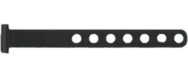 Light & Motion Vis Pro Replacement Strap Color: Black