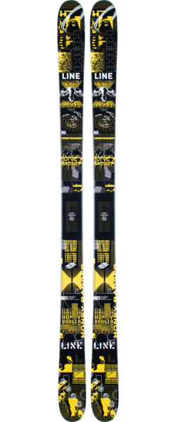 Line Skis Honey Badger