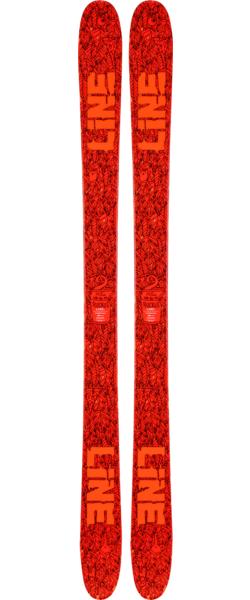 Line Skis Ruckus