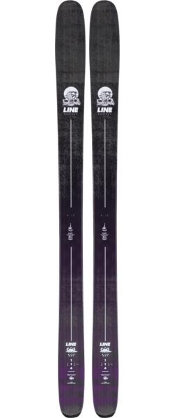 Line Skis Sick Day 114