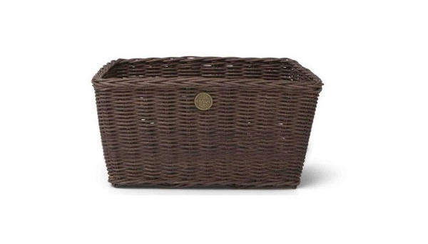 Linus Farmer's Basket Color: Brown
