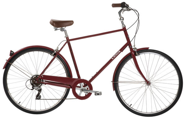 Linus Rambler 7 Color: Burgundy