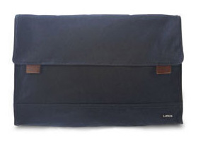 Linus The Satchel Color: Navy