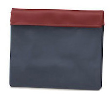 Linus The Shopper Color: Navy / Red