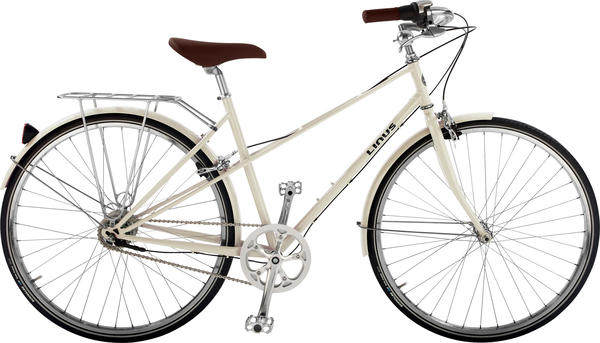 Linus Mixte 8 - Women's Color: Cream
